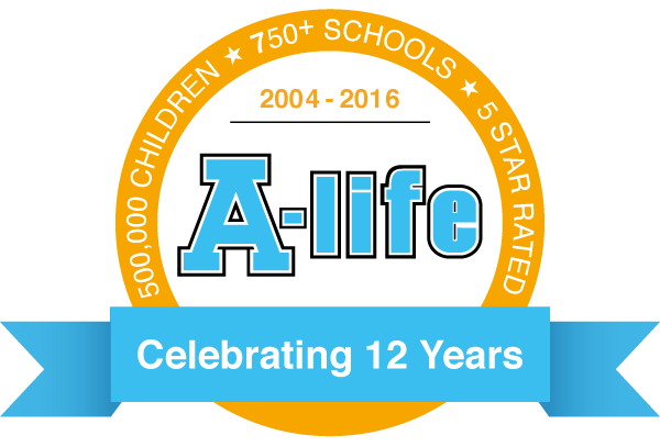 A-life celebrating 12 years